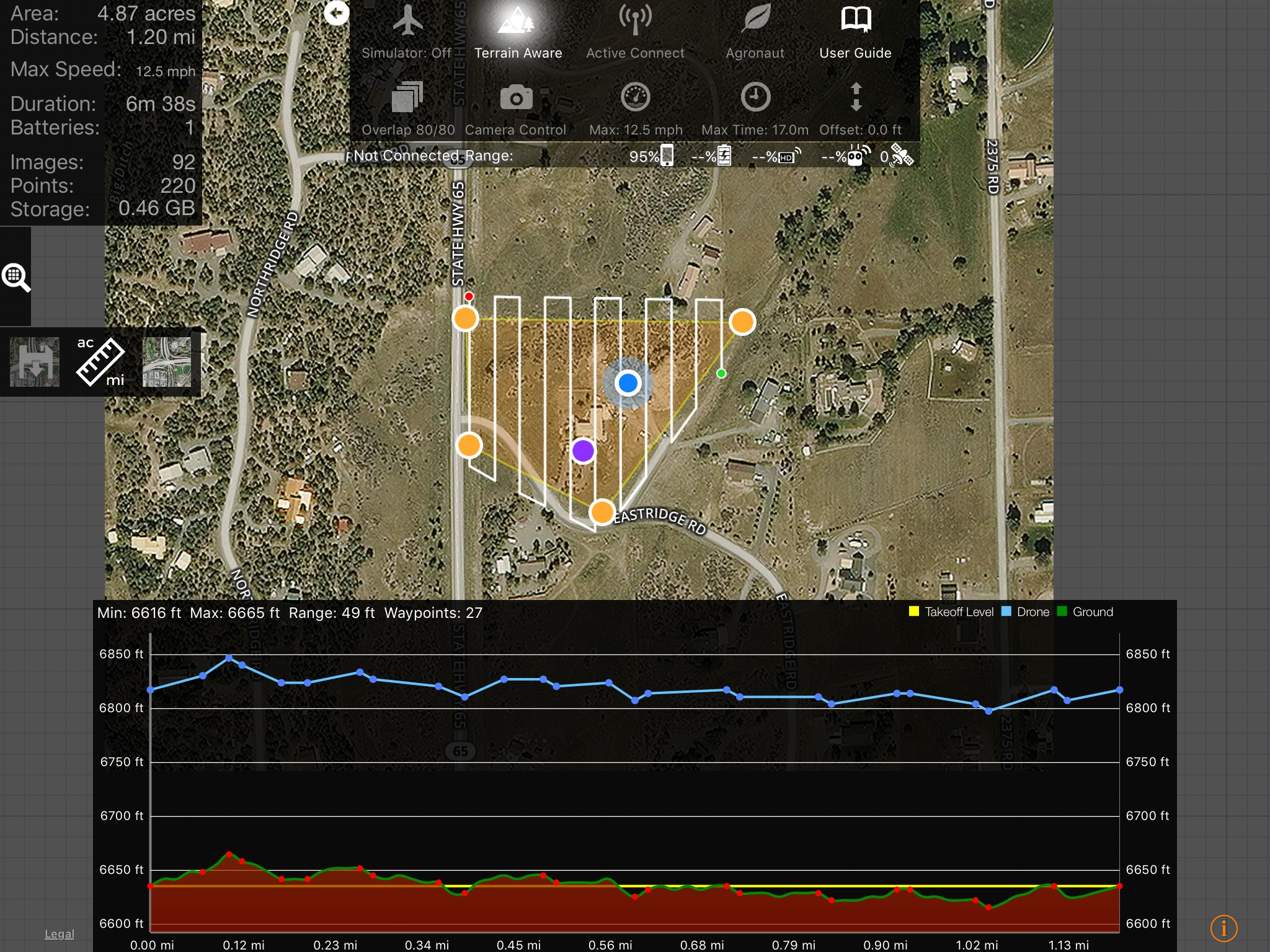Imagery and Data Collection Applications - DroneMapper
