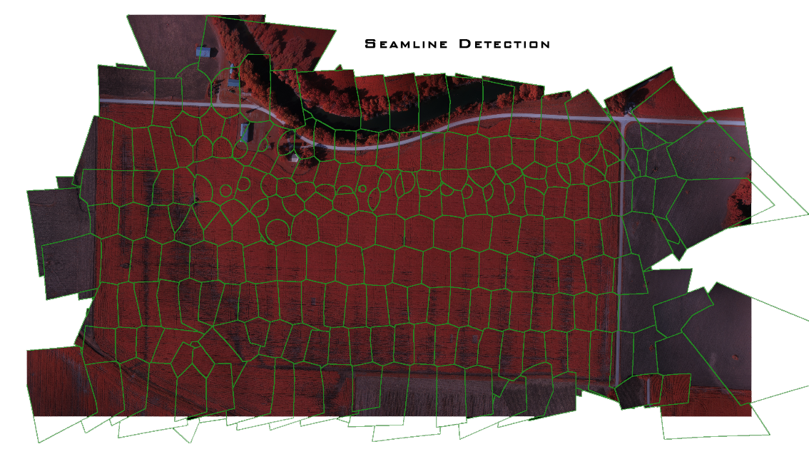 Orthomosaic Seamline Detection & Improvements - DroneMapper