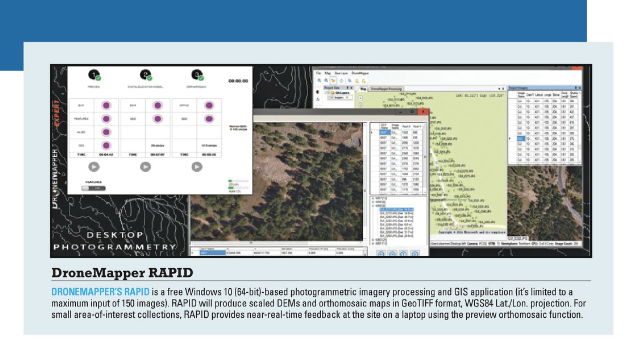 Drone Mapping XyHt Flying Stockpiles UAS Volumetrics With Arch - Drone mapping software free
